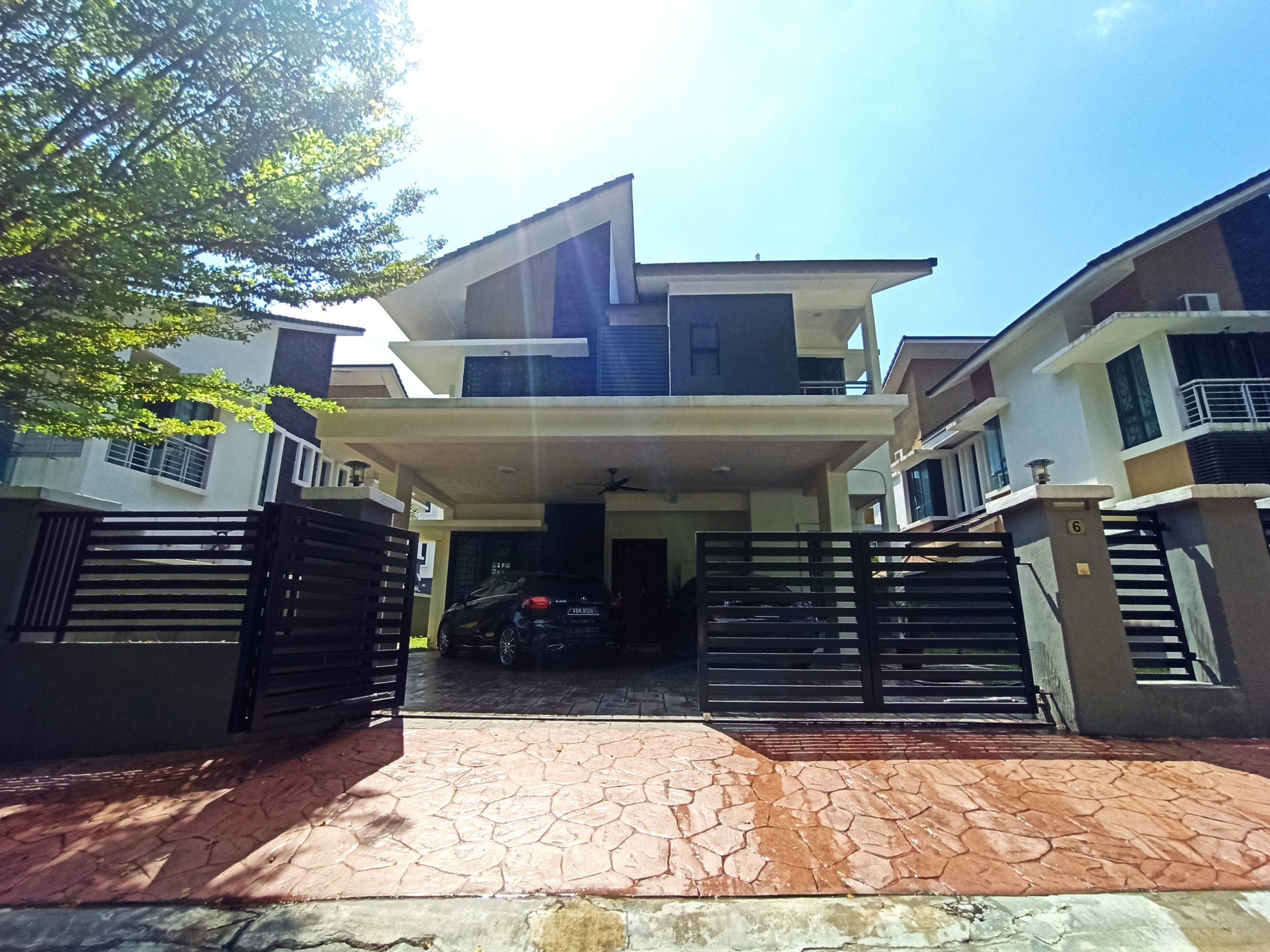 MODERN DESIGN WELL KEPT 2.5 Storey Bungalow House   Anjung Melati Gombak