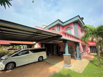 EXTENDED Double Storey Semi D Jalan Gunung Tahan U11 Bukit Bandaraya
