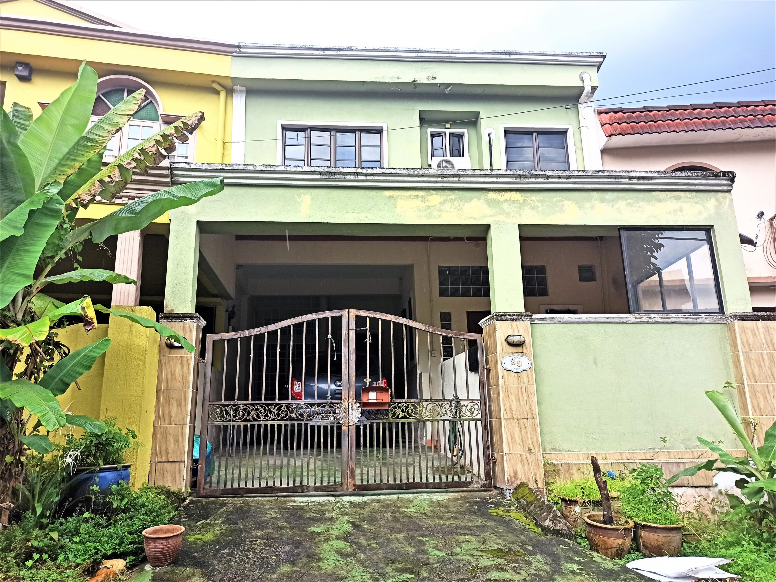 RENOVATED EXTENDED Double Storey House Taman Zooview Ampang Selangor